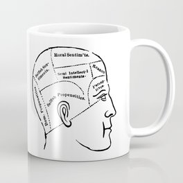 Human mind Coffee Mug