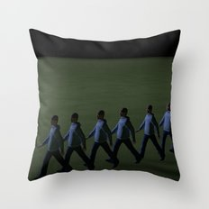 Boys_Series_n°1 Throw Pillow