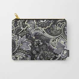 Indonesian Batik Carry-All Pouch