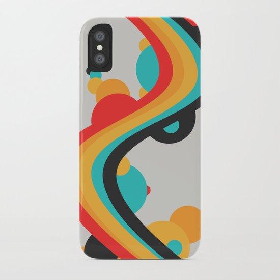 Summer Boom iPhone Case