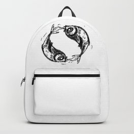 Fing and Fang Backpack
