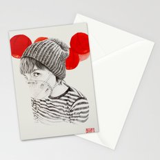 MASK + LANTERNS Stationery Cards