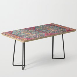 N131 - Heritage Oriental Vintage Traditional Moroccan Style Design Coffee Table
