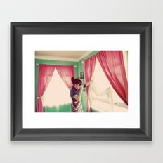 Before the Voyage Framed Art Print
