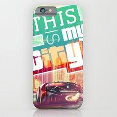 THIS IS MY CITY - Meet you in Los Santos! iPhone 6s Slim Case