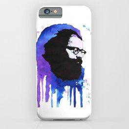 Allen Ginsberg iPhone Case