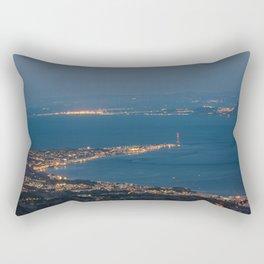 A paradise in Sicily Rectangular Pillow