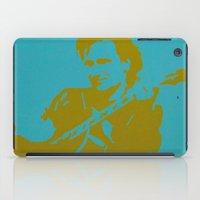 u2 iPad Cases featuring Bono - U2 by Tipsy Monkey