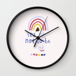 Sometimes it's ok Wall Clock