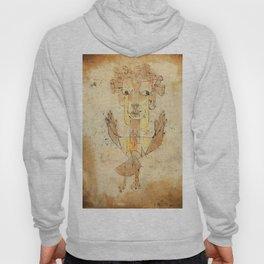 """Paul Klee """"Angelus Novus 1920"""" Hoody"""