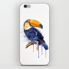 Toucan iPhone Skin