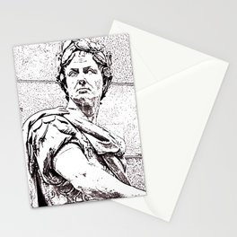 Julius Caesar Stationery Cards