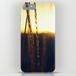 Prairie Sun iPhone Case