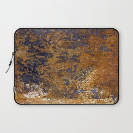 Rusted and Scratched Laptop Sleeve