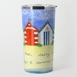 Summer Wishes Travel Mug