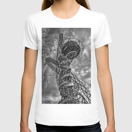 The Arcelormittal Orbit Monochrome T-shirt