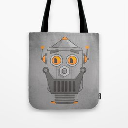 Love my robot Tote Bag