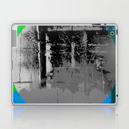 Color Chrome - B/W graphic Laptop & iPad Skin