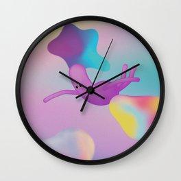 s a l t o n e l v u o t o Wall Clock