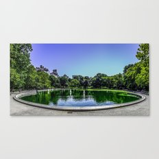 Conservator Water NY Canvas Print