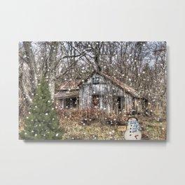Spirits  Christmas Past Metal Print