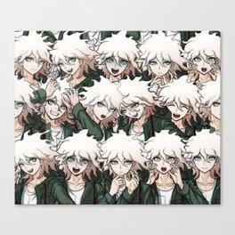 Nagito Komaeda Canvas Print
