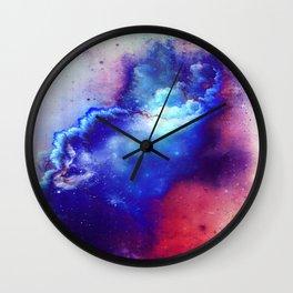 Fallen Sky Wall Clock
