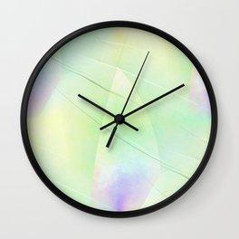 Pattern 2017 002 Wall Clock