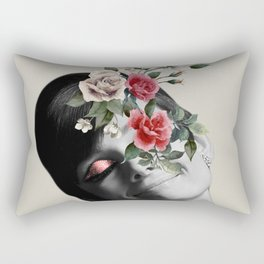 AUDREY HEPBURN 5 Rectangular Pillow