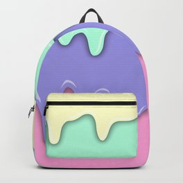 Pastel Ice Cream Melt Backpack