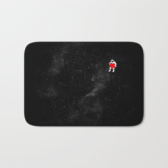Love Space Bath Mat