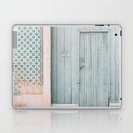 The mint door Laptop & iPad Skin