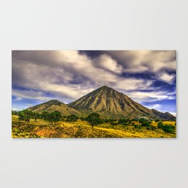 Somewhere in Mexico Canvas Print