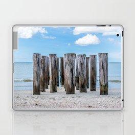 Pillar Beach Laptop & iPad Skin