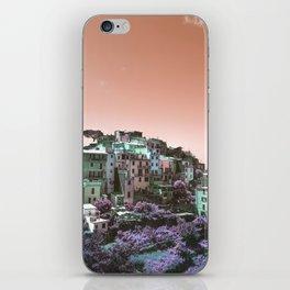 Modern Romance iPhone Skin