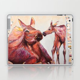 Eskimo Kiss Laptop & iPad Skin