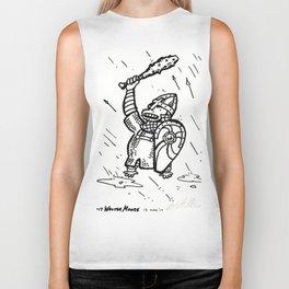Norman Warrior-Bishop, as an Ape Biker Tank