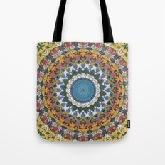 Elemental Spirits Tote Bag
