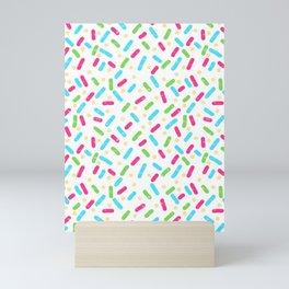 07 Sprinkles Mini Art Print
