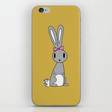Jelly the Bunny iPhone & iPod Skin