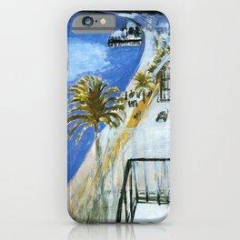 Henri Matisse - Bay of Nice, France, Côte d'Azur iPhone Case