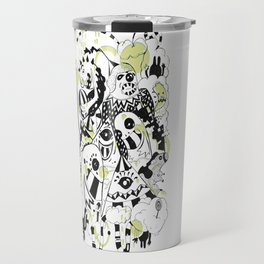 Freak Show Travel Mug