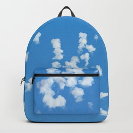 Explotijo (When the clouds make boom!) Backpack