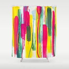 Zero Enthusiasm Shower Curtain