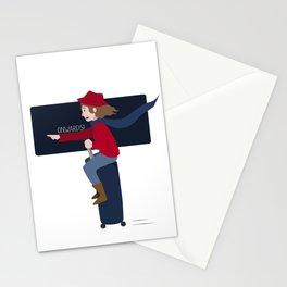 Onwards! Stationery Cards