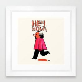 Hank Kingsley  Framed Art Print