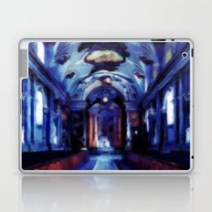 Church of Royal Palace in Stockholm - Oil Painting Style Laptop & iPad Skin