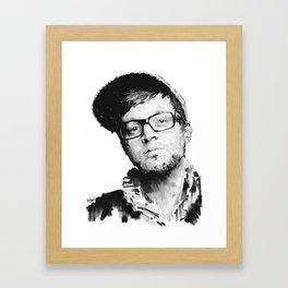 Mayer Hawthorne Framed Art Print
