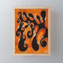 Unresolved, No. 2 Framed Mini Art Print