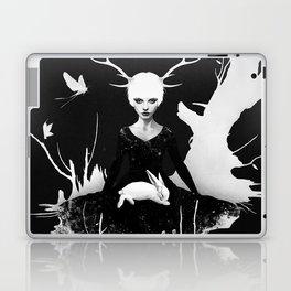 Space Within Laptop & iPad Skin